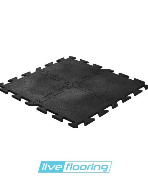 mata gumowa puzzle / puzzle gumowe BASIC BLACK